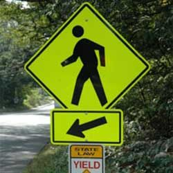 Pedestrian Accident Injuries
